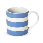 Cornishware - Cornish Blue - Mug 4oz / 11cl Straight Sided