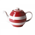 Cornishware - Cornish Red - Betty Teapot 50cl - Small