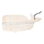T&G Ocean Whale Board in Rustic White