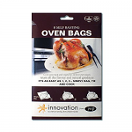 JWP Innovation Self Basting Oven Bags - Pack of 8