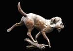 Bronze Working Labrador - Limited Edition of 150