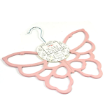 Scarf Hanger - Pink Butterfly