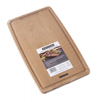 Stow Green FSC Beech Wood Shaped Chopping Board