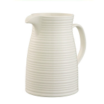 Belleek Living Ripple Jug
