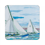 Denby Sailing Coasters Set of 6