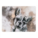 Denby French Bull Dog Placemats Set of 6