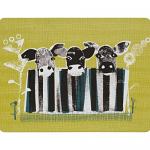 Denby Cow Placemats Set of 6