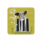 Denby Cow Coasters Set of 6