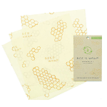 Bees Wrap - Medium Wrap 10x11inch - Set of 3