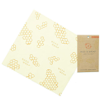Bees Wrap - Single Large Wrap 13x14inch