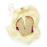 Bees Wrap - Single Sandwich Wrap 13x13inch