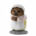 Border Fine Arts - Beatrix Potter - Mrs Tiggy-Winkle Mini Figurine