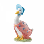 Border Fine Arts - Beatrix Potter - Jemima Puddle-Duck Mini Figurine