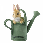 Border Fine Arts - Beatrix Potter - Peter in Watering Can Mini Figurine