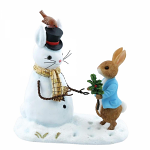 Beatrix Potter - Peter Rabbit and Snow Rabbit