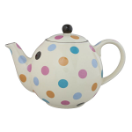 London Pottery Globe Teapot 2 Cup Multicoloured Spots
