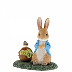 Beatrix Potter - Peter Rabbit with Basket