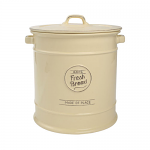 T&G Pride of Place Bread Crock in Old Cream