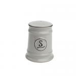 T&G Pride of Place Salt Shaker in Cool Grey