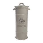 T&G Pride of Place Pasta Jar in Cool Grey