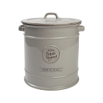 T&G Pride of Place Bread Crock in Cool Grey