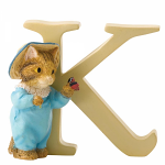 Beatrix Potter - Alphabet Letter K - Tom Kitten