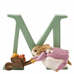 Beatrix Potter - Alphabet Letter M - Cecily Parsley