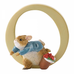 Beatrix Potter - Alphabet Letter O - Peter Rabbit