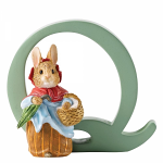 Beatrix Potter - Alphabet Letter Q - Mrs Rabbit