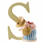 Border Fine Arts - Beatrix Potter - S   Mrs Tittlemouse