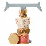 Beatrix Potter - Alphabet Letter T - Tailor Of Gloucester