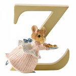 Beatrix Potter - Alphabet Letter Z - Appley Dapply