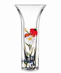 Nobile Glass Meadow Flared Vase 19cm 2030-19