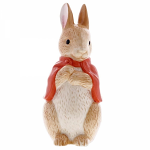 Beatrix Potter - Flopsy Sculpted Money Bank