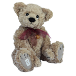 Deans - Shingle Teddy Bear - Microfiber Plush - Limited Edition