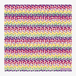 Emma Bridgewater - Napkins - Luncheon - Rainbow Dots 1RDO010611