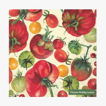 Emma Bridgewater - Napkins - Luncheon - Tomatoes 1VGN020611