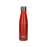 Built Double Walled Stainless Steel Water Bottle 17oz Red