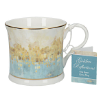 Creative Tops Palace Fine Bone China Mug - Golden Reflections