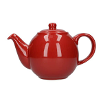 London Pottery Globe Teapot 2 Cup Red