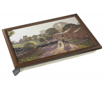 Stow Green Country Life Lap Tray - Milking Time