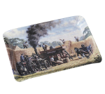 Stow Green Country Life Scatter Tray - Steam Threshing