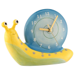 Aynsley Snail Table Clock