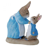 Beatrix Potter - Mrs Rabbit & Peter