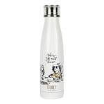 V & A - Alice In Wonderland Double Walled Stainless Steel Water Bottle 17oz 500ml