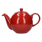 London Pottery Globe Teapot 4 Cup Red