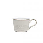 Denby Natural Canvas Textured Tea or Coffee Cup