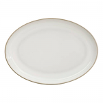 Denby Natural Canvas Oval Tray Small