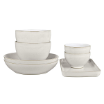 Denby Natural Canvas 7 Piece Takeaway Set