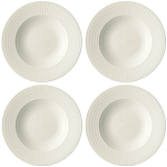 Belleek Living Grafton Pasta Bowls - Set of 4